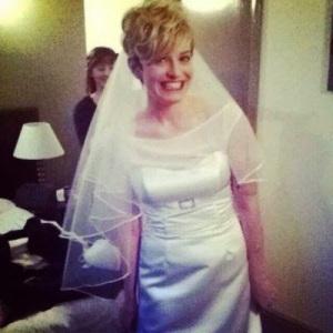I got married!!!!!